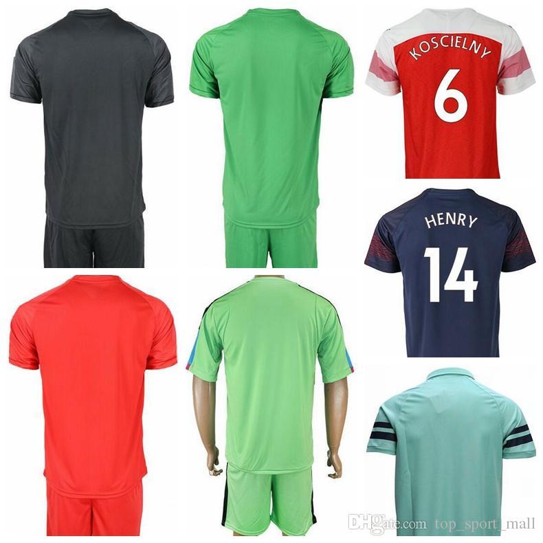 b946049f7 2019 FC Soccer Goalkeeper 1 Petr Cech Jersey 2018 2019 Men 19 Bernd Leno  Football Shirt Kit Uniform Custom Name Number From Top sport mall