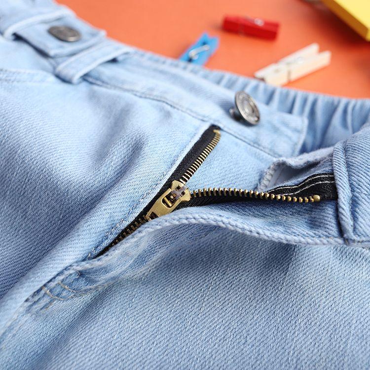 wholesale wide leg casual woman torn plus size women High Waist Jeans,China  manufacturer women printed jeans custom pants