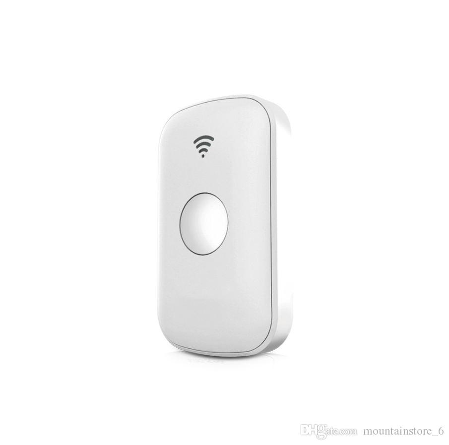 Newly Mini Portable Personal GPS Tracker Smart GPS GSM Tracking Device SOS Button One Key Calling SOS IP65 Waterproof