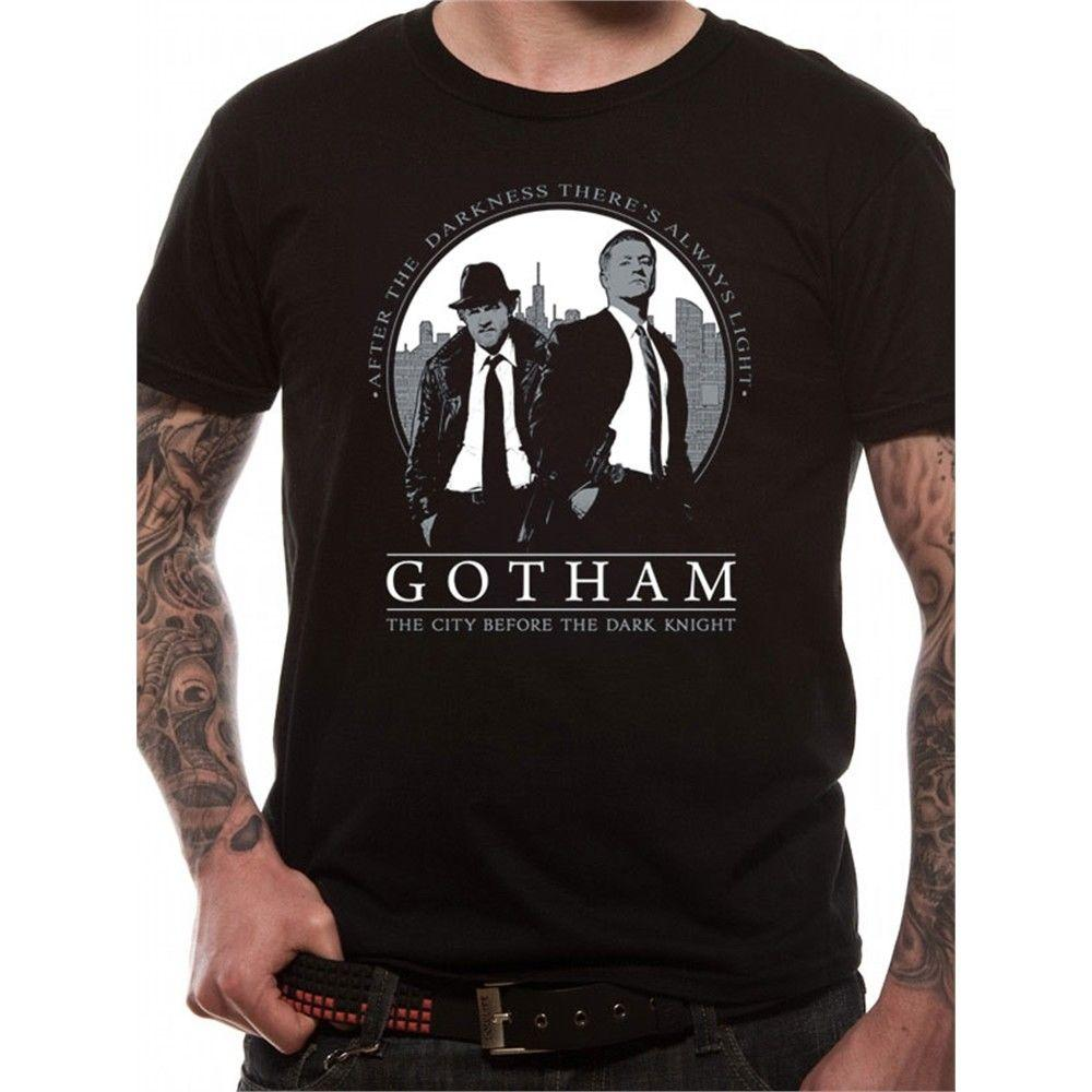 a3d842d63 Gotham Tshirt City Unisex Funny Unisex Casual Tshirt Top T Shirt With  Design It T Shirt Design From Redleaderclothing, $12.96| DHgate.Com