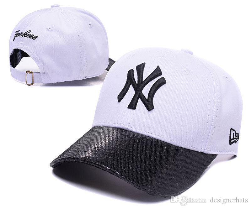 3b1f27b41d62c Wholesale Luxury Brand Designer Caps Adjustable All Team Baseball Women Men  Snapbacks High Quality Sports Hat Flat Cap Hip Hop Cap Cap Online Starter  Cap ...