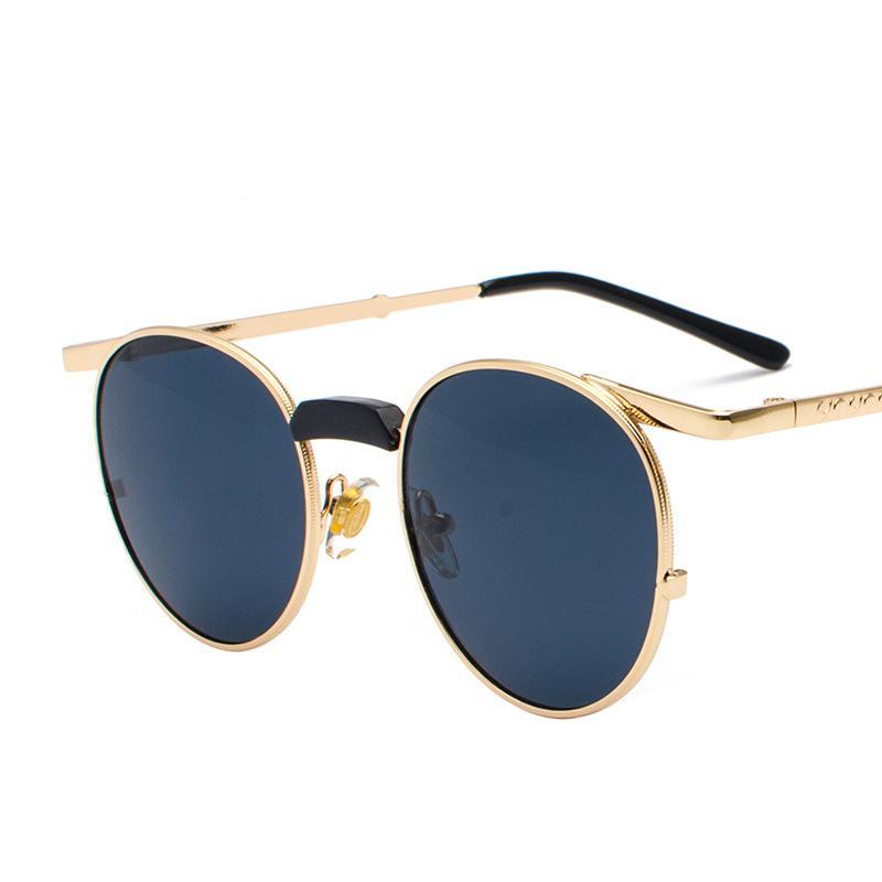 Compre Gafas De Sol Ovaladas Pequeñas c7c050c4bd9a