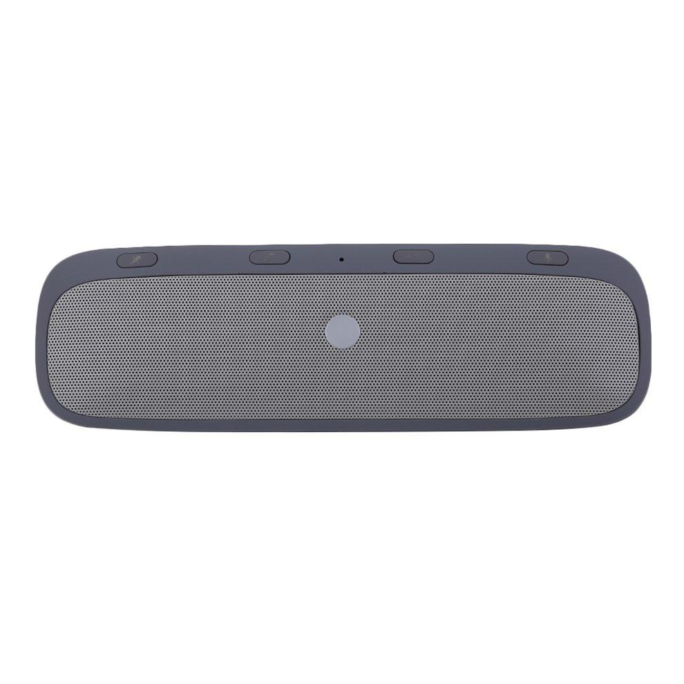 New Sun Visor Design MP3 Player Car Kit Bluetooth Hands-free Call Speaker For Mobile Phone Audio Music Receiver