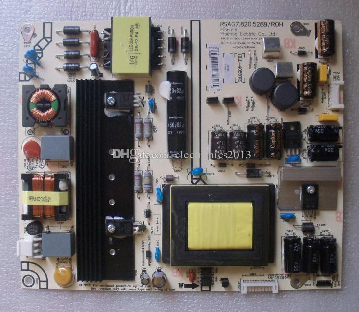 Original LCD Monitor Power Supply Board LED TV Board PCB Unit  RSAG7 820 5289/ROH HLL-4055WE For Hisense LED55K600X3D