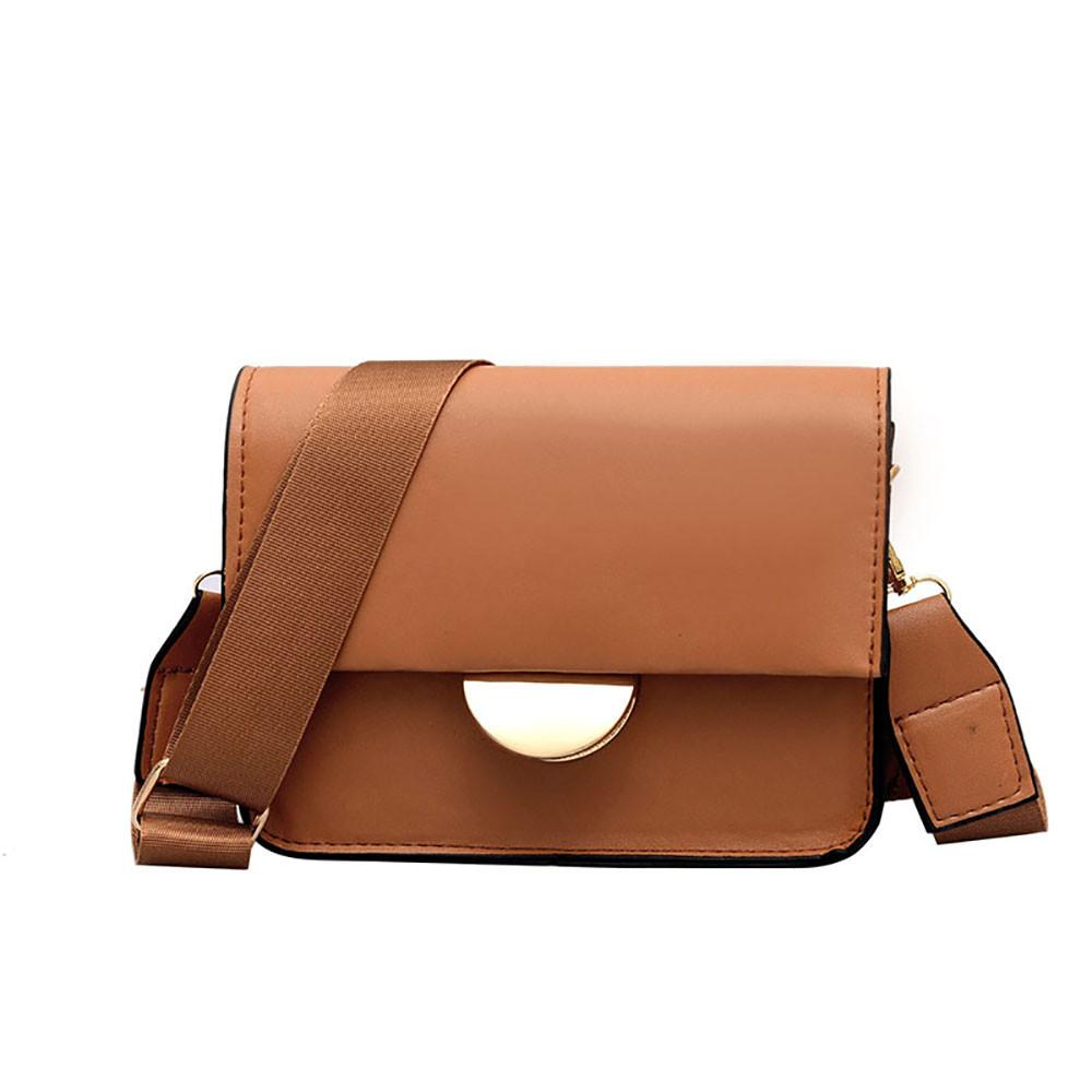 MUQGEW Women Wild Diagonal Retro Messenger Bag Simple Casual Shoulder Bag Luxury Handbags Women Bags Designer #1209