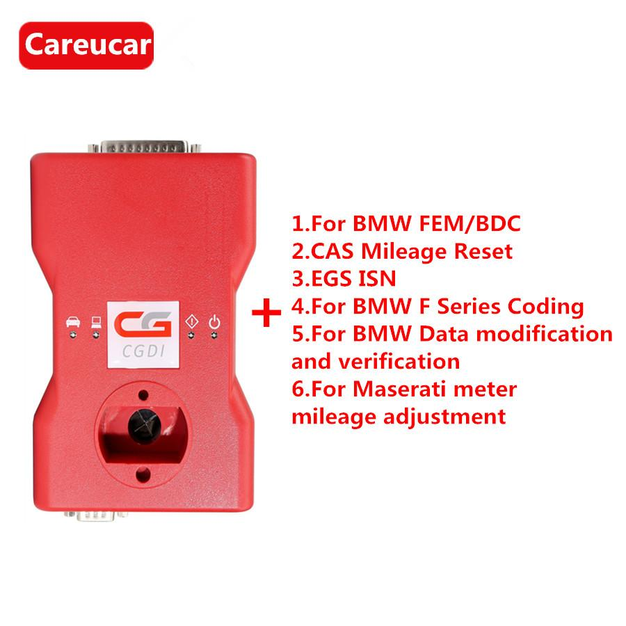 CGDI Prog For BMW MSV80 Auto key programmer Diagnosis tool IMMO Security 3  in 1 MSV80 Full Version