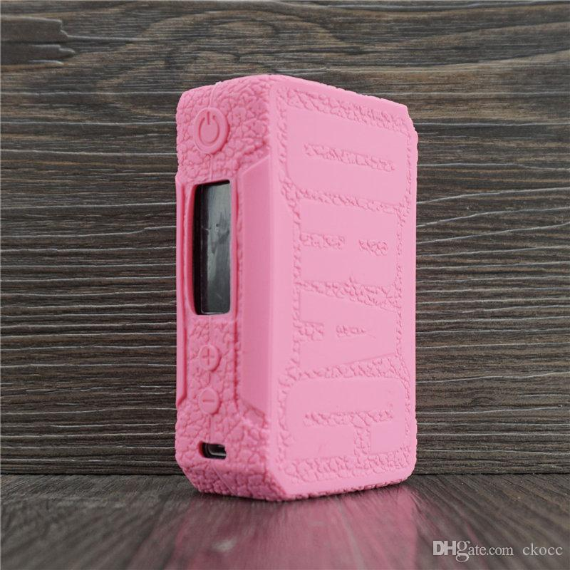 VOOPOO DRAG mini 117W silicone case,Thicker silicone case Wrap skin sleeve  cover protector for DRAG mini 117