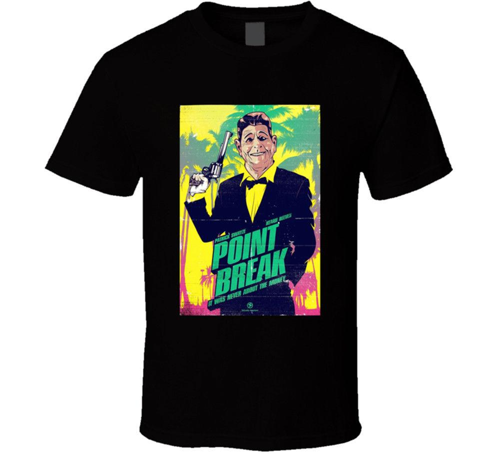 Point Break 80s Action Movie T Shirt Patrick Swayze Tee Gift New From US Print On T Shirt Cheap Funny T Shirts From Tshirtsdesign49, $11.58| DHgate.Com