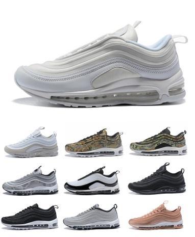 e90503ce823 97 Running Shoes Mens Designer Shoes for Men Women 97s OG Camouflage ...