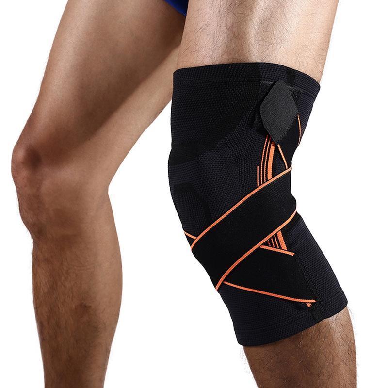 26a38b2ae5 Sports Kneecap Absorption Silicone Spring Anti-skid Pressurization ...