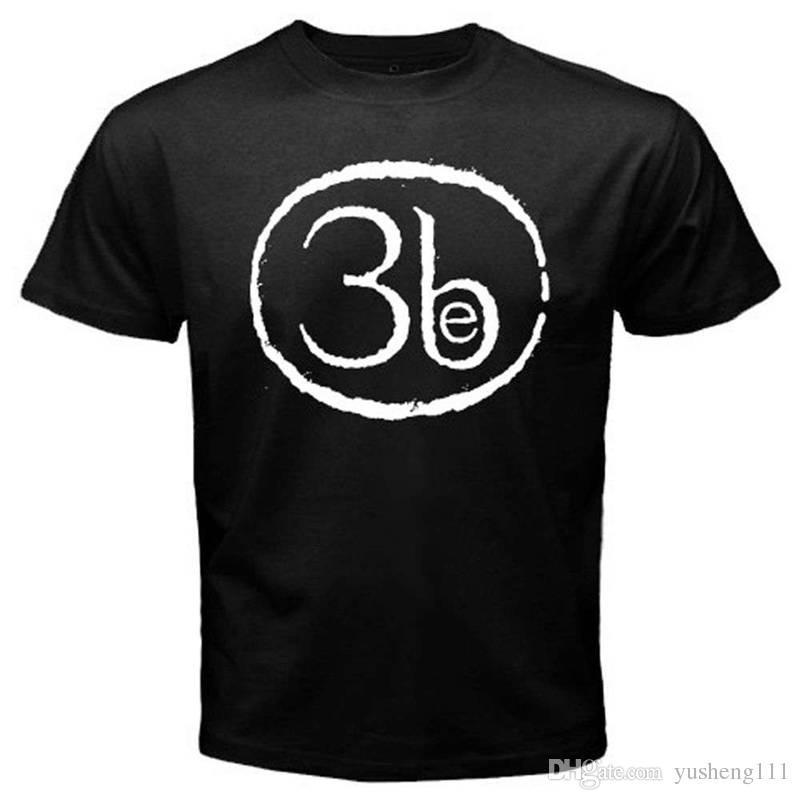 Make Your Own Tee Shirt Third Eye Blind Rock Band Short Men Crew