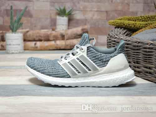 a34abc3cf 2019 Ultra Boost 5.0 3.0 4.0 Triple Black And White Primeknit Oreo CNY Blue  Grey Men Women Running Shoes Ultra Boosts Ultraboost Sport Sneakers From ...