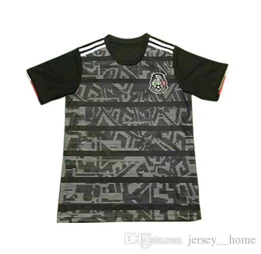 dab9a3ce7858a Compre 2019 México Home Away Camisas De Futebol LOZANO Camisa De Futebol  2019 Copa Do Mundo CARLOS GUARDADO G.DOS SANTOS Mexico Camisetas CHICHARITO  Maillot ...
