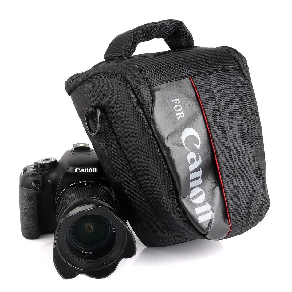 Compre Saco Da Câmera Case Para Canon Eos 1300d 1200d 1100d