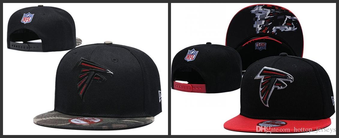 410741c3 Atlanta Mens Falcons Baseball Cap Adjustable Cap Casual leisure hats Solid  Color Fashion Snapback Summer Fall Womens hat
