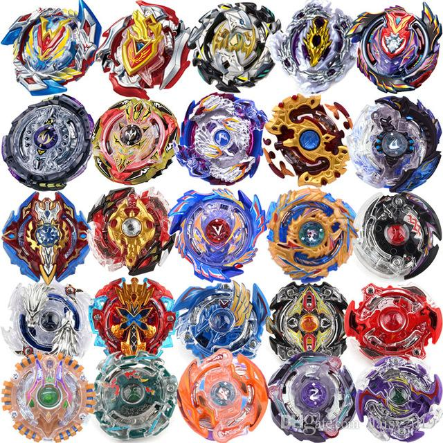 29 New Style Beyblades Without Launcher and Box Toys Toupie Beyblade Burst Arena Metal Fusion God Spinning Top Bey Blade Toy