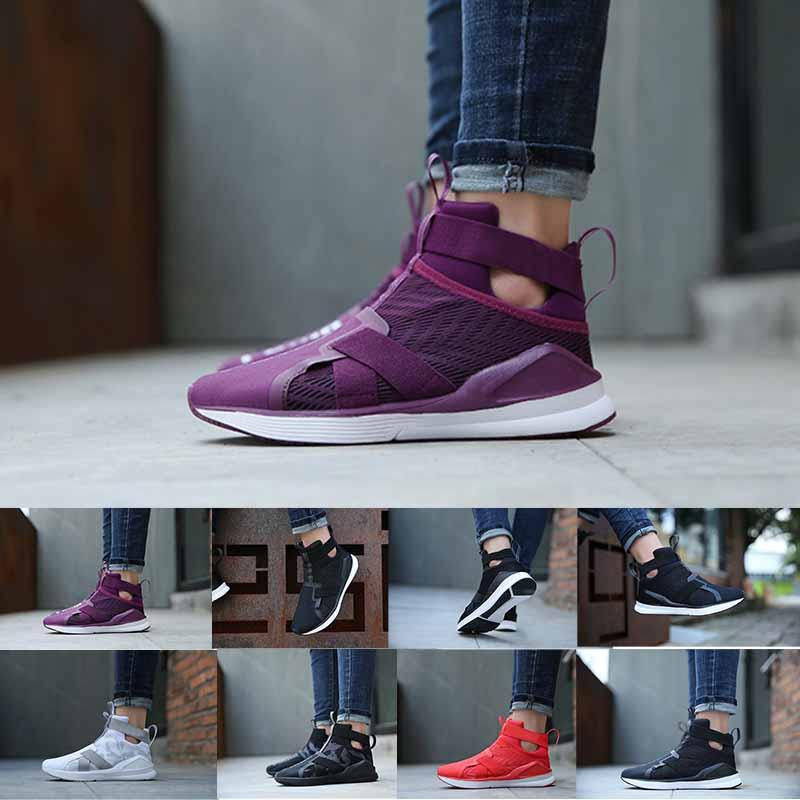 31573da32 2019 Europe Most Popular High Quality 2019 Athletic Fierce Strap Swan Womens  Training Gym Shoes Dark Purple Black White Red Casual Shoes Womens Sandals  ...