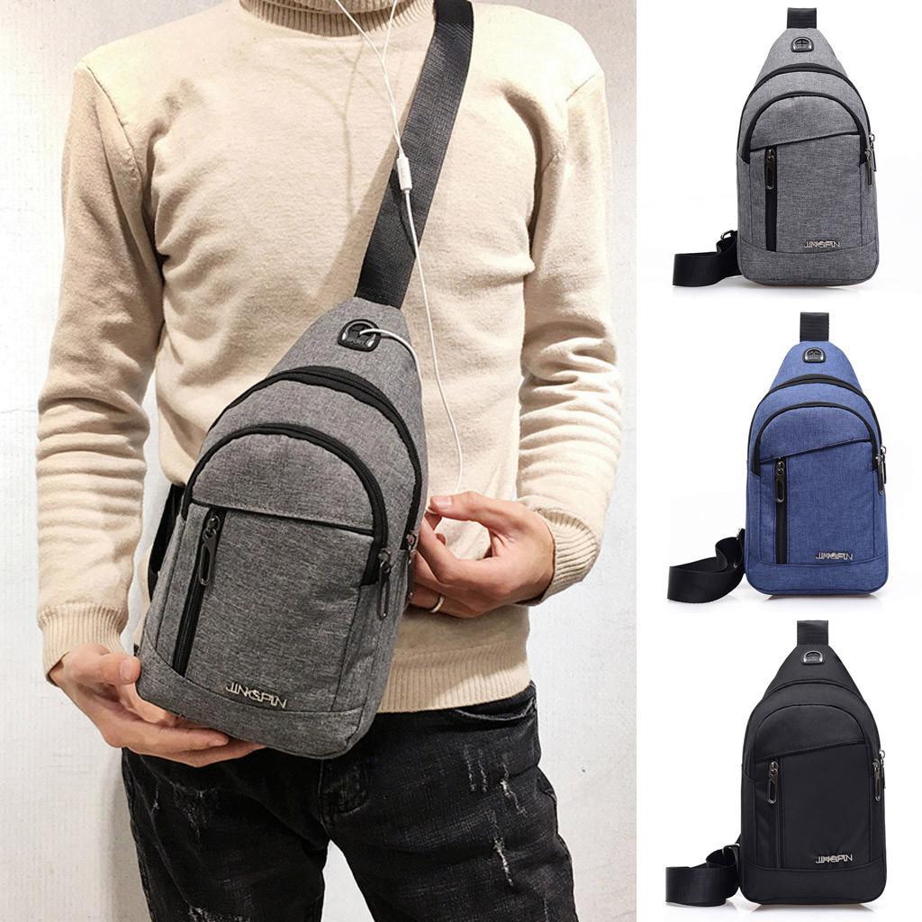 c09ac03412522 Bandolera Hombre Neutral Outdoor Sports Oxford Cloth Messenger Shoulder Bag  Chest Bag Waist Bolsos Hombre Dropshipping  P30 Handbag Sale Handbag Brands  From ...