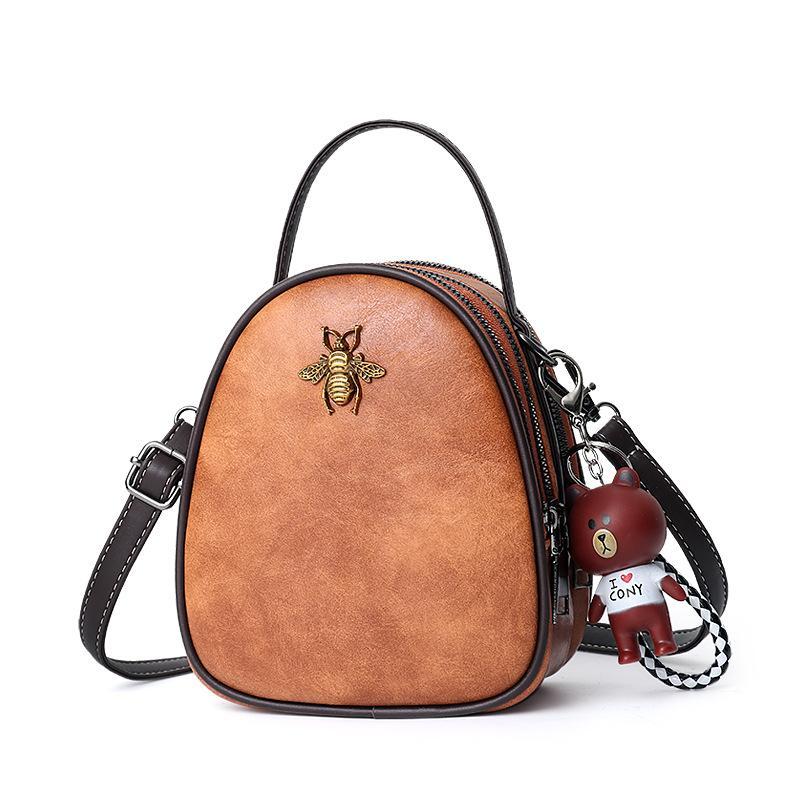 cb0b8aea5194 Luxury Handbags Retro Women Bags Designer Ladies  Pu Leather ...