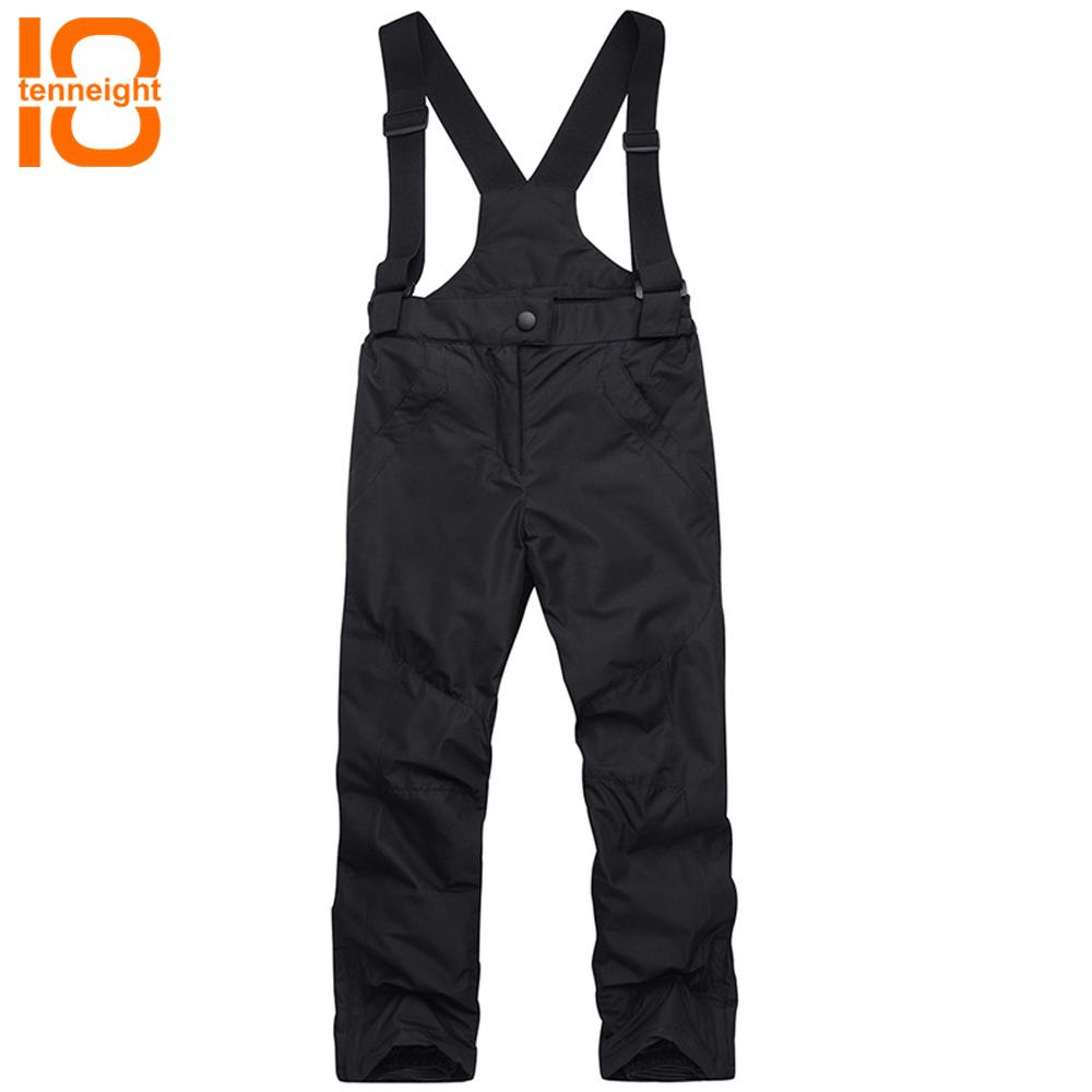 03732dc8c546 TENNEIGHT Children s Ski Pants Boys And Girls Outdoor Sports ...