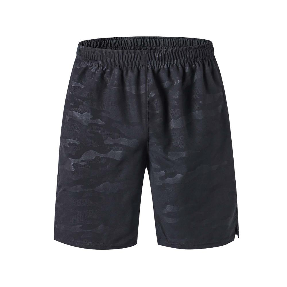 c034189e885c 2019 Cheap Running Shorts Sport Mens Gym Shorts With Pocket Quick Dry  Fitness Compression Sports Jogging Short Pant Leggings For Men From  Bluelike