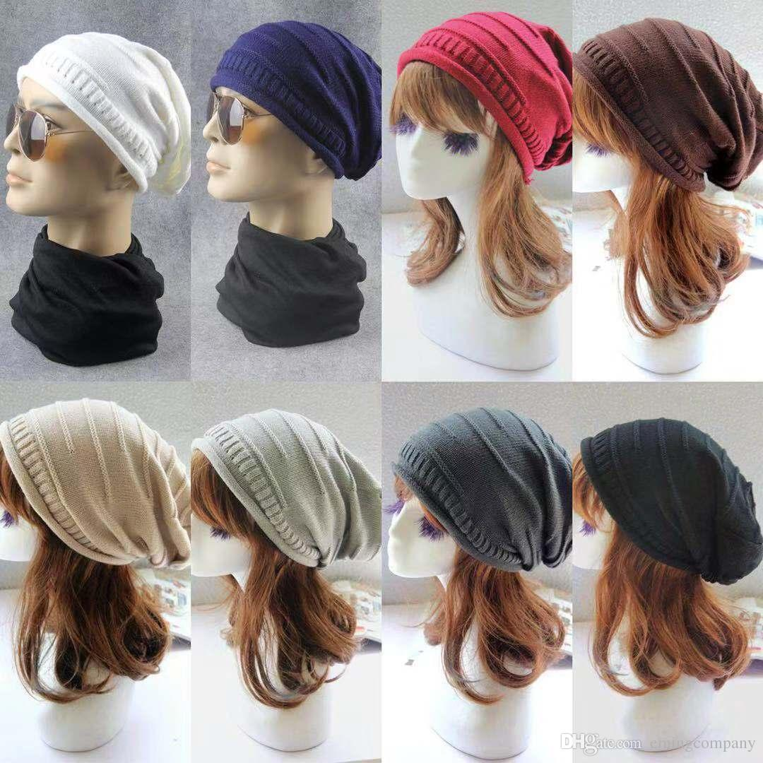 2378fb88 Designer Winter Hats Warm Hat Knitted Soft Stretch Cable Knitted ...