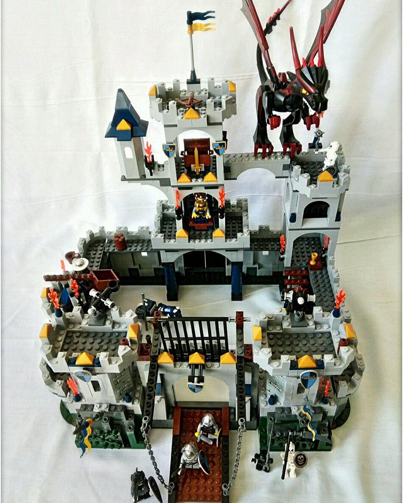 Wholesale 16017 Legoing 7094 Castle The Kings Castle Siege Set