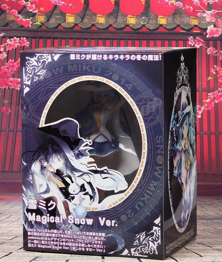HATSUNE MIKU Virtual Singer Snowmiku Hand-made Magic