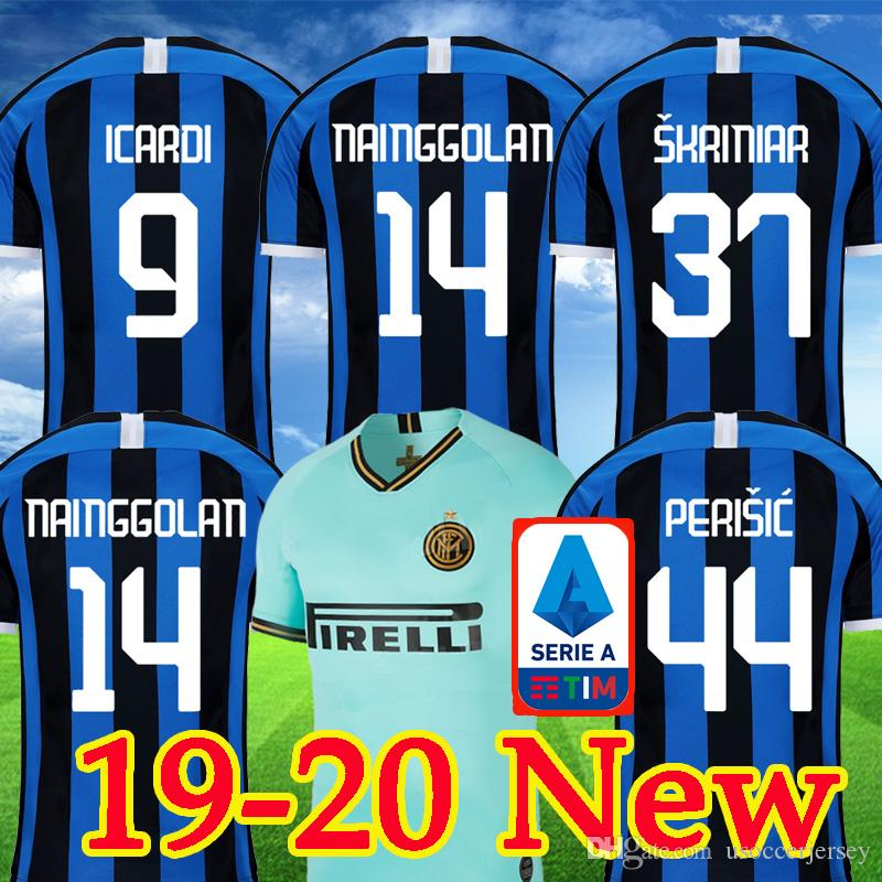 bab48bee4 See larger image. See larger image Go to. 2019 2019 2020 Inter NAINGGOLAN  KARAMOH EDER Soccer Jerseys ...