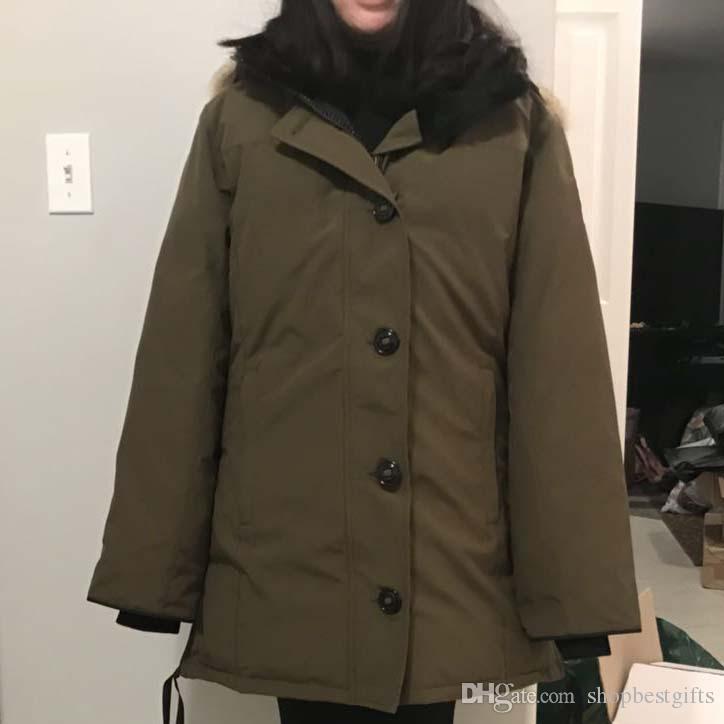 f7d1e045a97 Winter Down Parka Daws Women Brand Designer Parkas Hoodies Zippers Jackets  Warm Ladies Female Coats Outwear Online