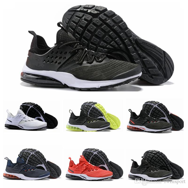 new arrivals classic fit new york nike air max 2019 New Presto BR TP QS 2.0 Schwarz Weiß X ...