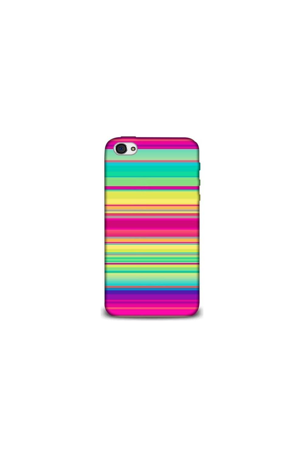1001 Cor Dynamics Apple iPhone 4S caso cobrir Pattern