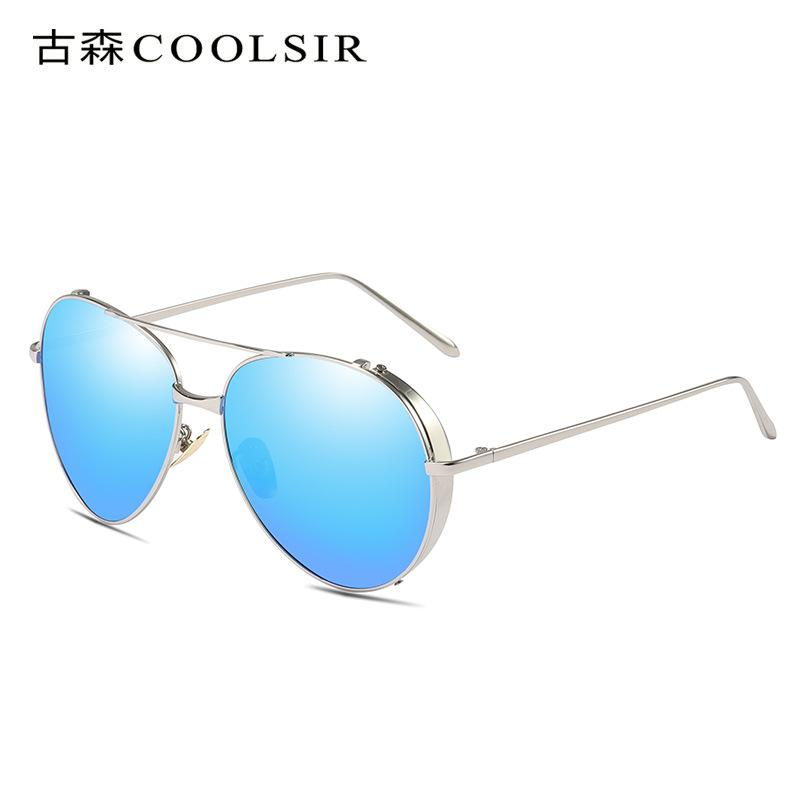 8e17aeb8ed Trend Sunglasses Women Polarized Alloy Colorful Gradient Driving Glasses  Anti UV Fishing Female Sunglasses Mirrors Polarizers Designer Glasses  Sunglasses Uk ...