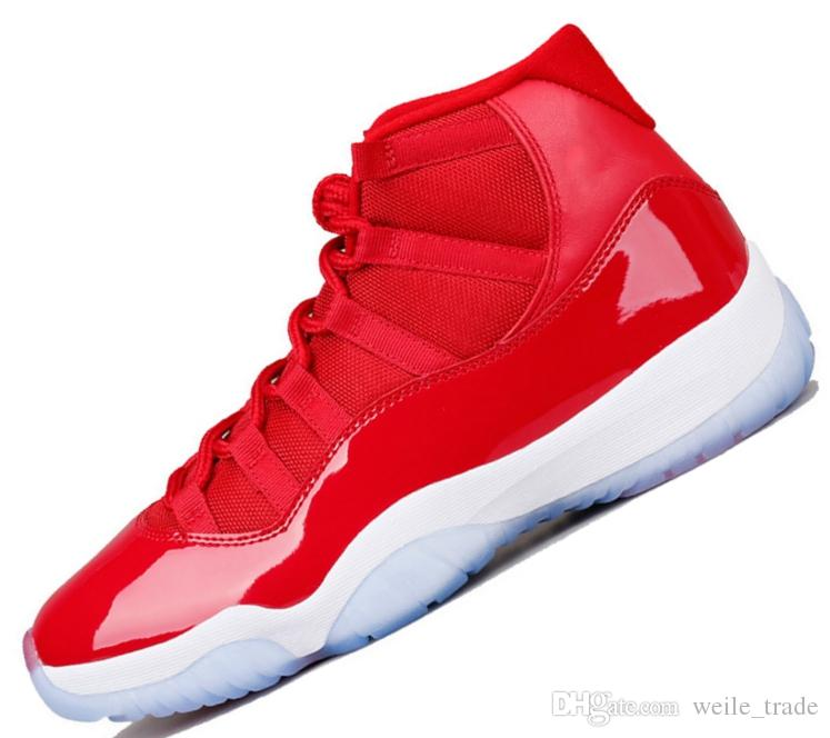 new product 83234 8011d Acheter Nike Air Jordan Retro Concord 45 11s Platinum Tint Hommes Chaussures  De Basketball 11 Bred Space Jam Cap Et Robe PRM JumPMan Hommes Designer  Sports ...