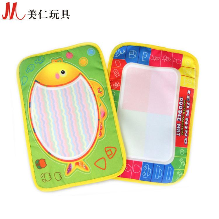 Mini Water Canvas Magic Water Canvas Clear Water Painting Writing Graffiti Colored Early Childhood Education Foreign Trade Toys