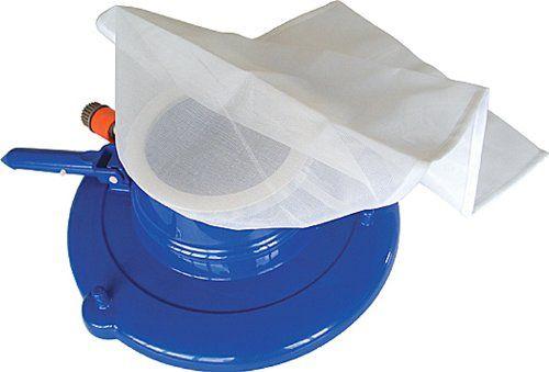 Swimming Pool Vacuum Cleaner Wheel Model Leaf Eater with Fine Mesh Bag