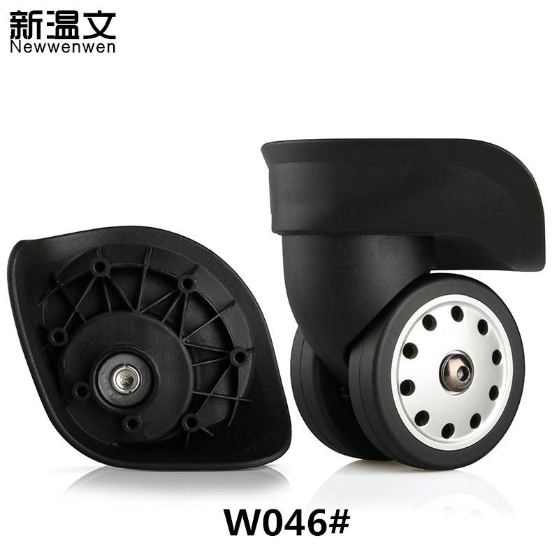 242d967725da Replacement Luggage Wheels,Repair Rubber Luggage Trolley wheel accessories,  Repair Spinner wheels for Suitcases W046#