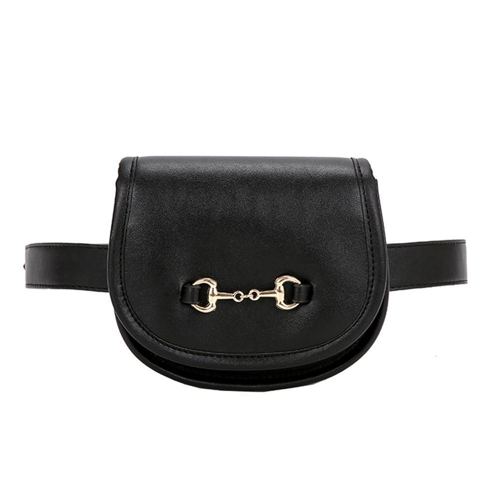 Ishowtienda Women Waist Bag Multifunction Women Waist Pack Leather Phone Bags  Small Belt Bag Cool Fanny Packs  20l Swimming Bags Pink Fanny Pack From ... d28dcb3a05bef