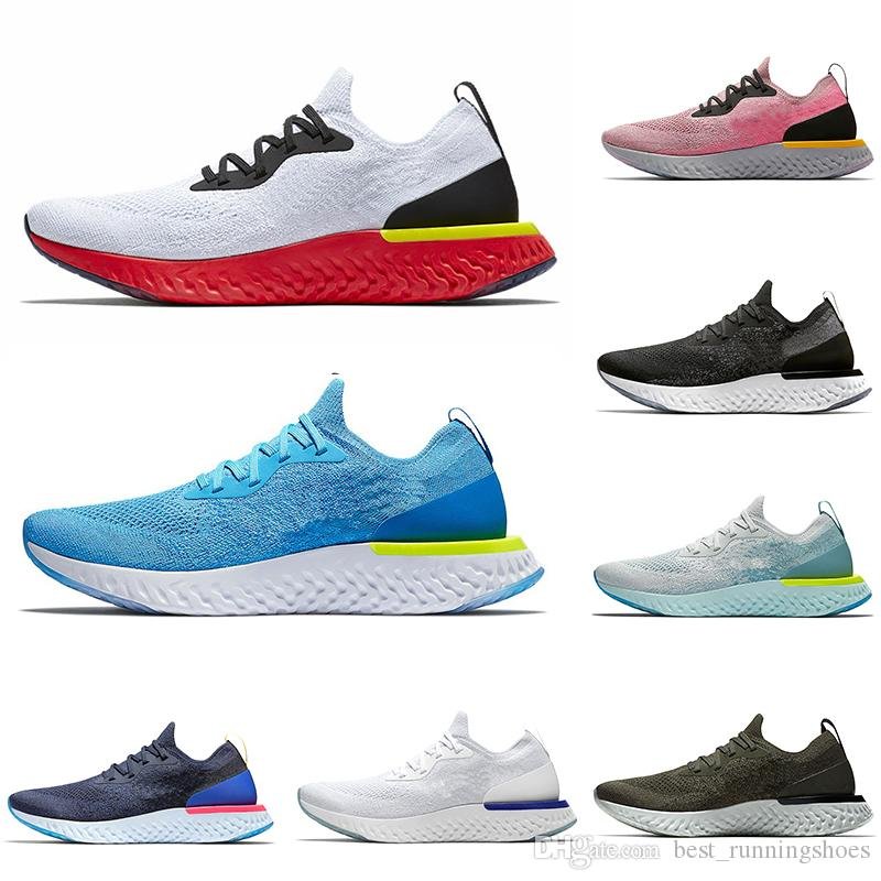118a2ae2ce6 2019 2019 Epic React Instant Go Fly Breath Comfortable Men Running Shoes  Sports Outdoor Mens Womens Trainers Sneakers Zapatos Size 36 45 From ...