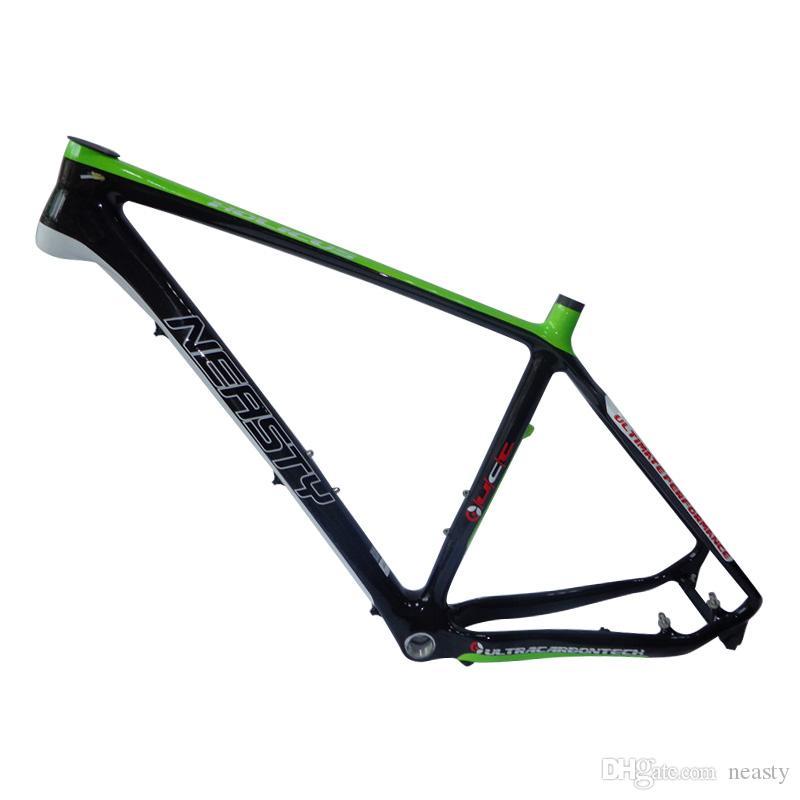 Satın Al Mb06 29er Tam Karbon Fiber çerçeve Dağ Bisikleti çerçeve
