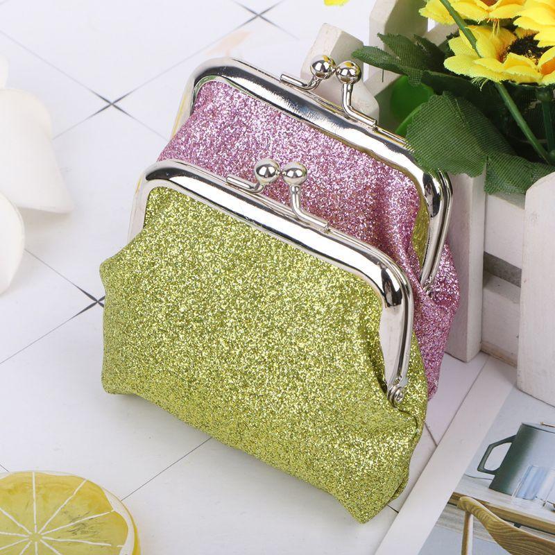 Fashion Glitter Women Girl Children Leather Money Hand Bag Mini Coin Wallet  Purse Italian Leather Handbags Red Handbags From Snappya b47705f5b752
