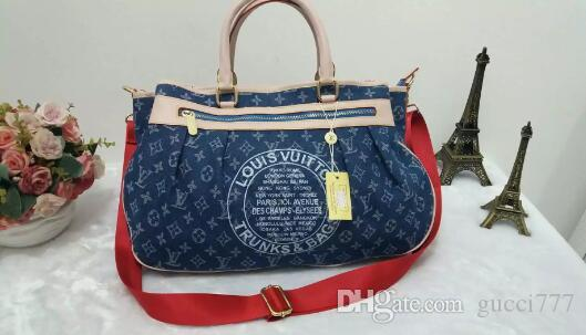 a87431fb3027 LOUIS VUITTON SUPREME Blue Canvas Tote MICHAEL 8 KOR Shoulder Bag Clutch  Handbag Top Leather Messenger Package Luxury Totes Evening Package Wallet LV  Louis ...