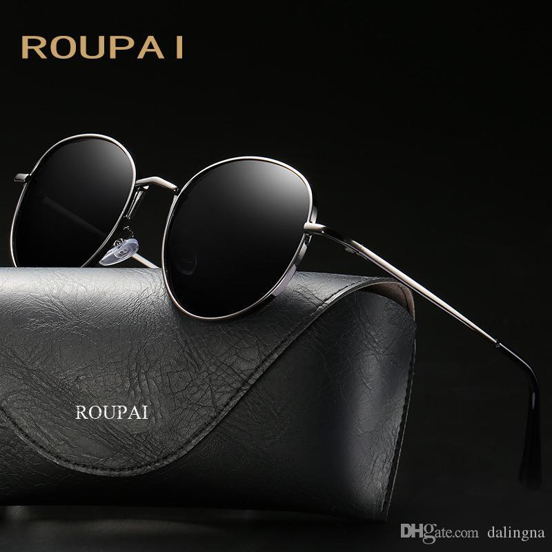 269f0a290da Driver Round Sunglasses Polarized Men Women 2018 Oculos UV400 Sun Glasses  For Women Men Polarized Sunglasses Male John Lennon Sunglasses Wiley X  Sunglasses ...