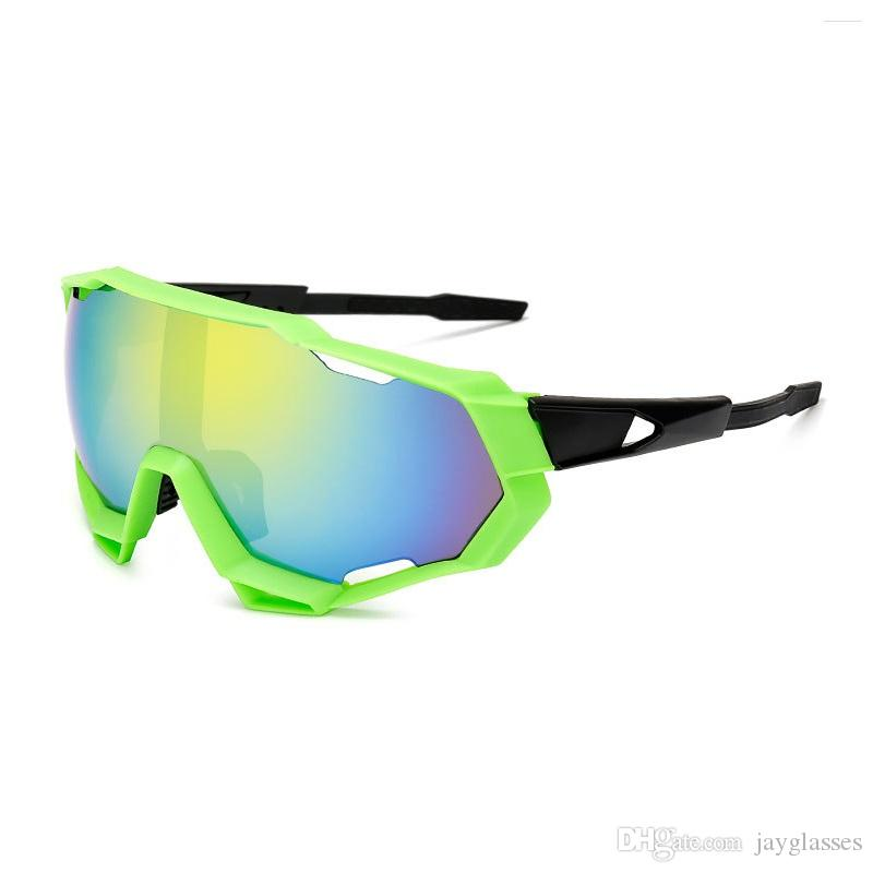 df763ee2b0d DHL Motorcycle Sport UV400 Ciclismo Glasses Cycling Eyewear Bicycle ...