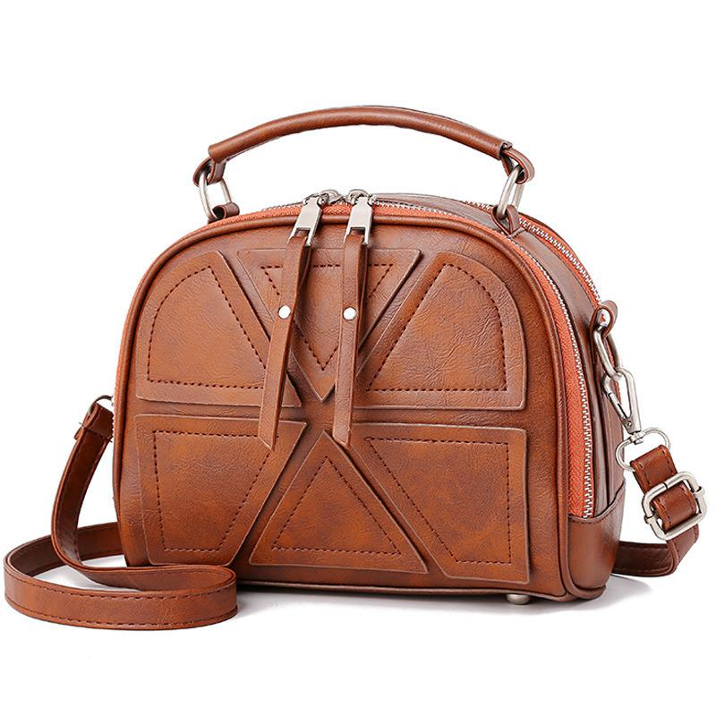 7734b0ce71e8 New Arival Lady Shoulder Bag Brand High Quality PU Leather Crossbody ...