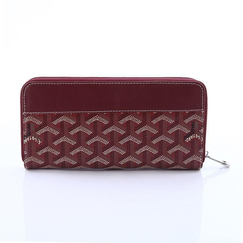 1981ca2508c3 New recommended men's and women's zippered casual wallet Trend style  Exquisite workmanship