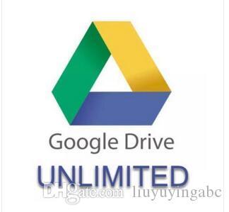 Unlimited Google Drive Cloud Storage Account [Lifetime] new account