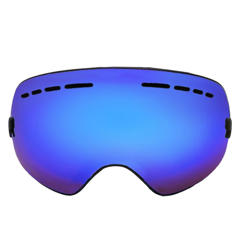 00b0d1ed479 VANREE Brand Ski Goggles Double Lens UV400 Anti-fog Skiing Eyewear ...