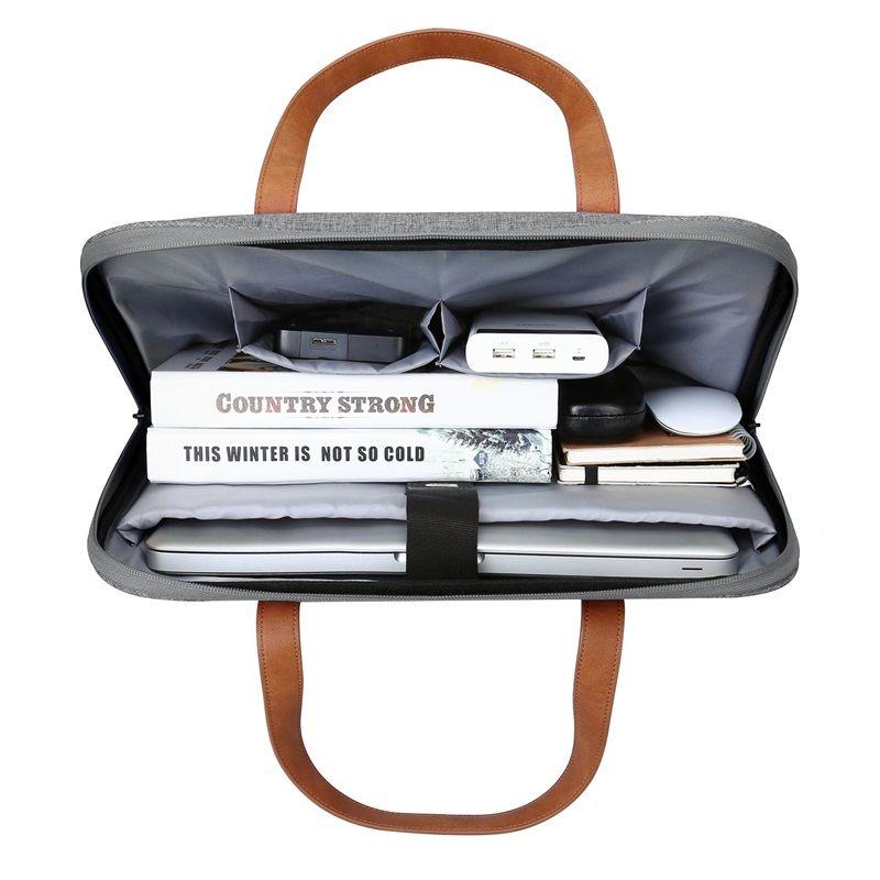 BAGSMART New Fashion Nylon Men 14 Inch Laptop Bag Famous Brand Shoulder Bag  Messenger Bags Causal Handbag Laptop Briefcase Male BAGSMART New Business  Cases ... 42156fcad31df