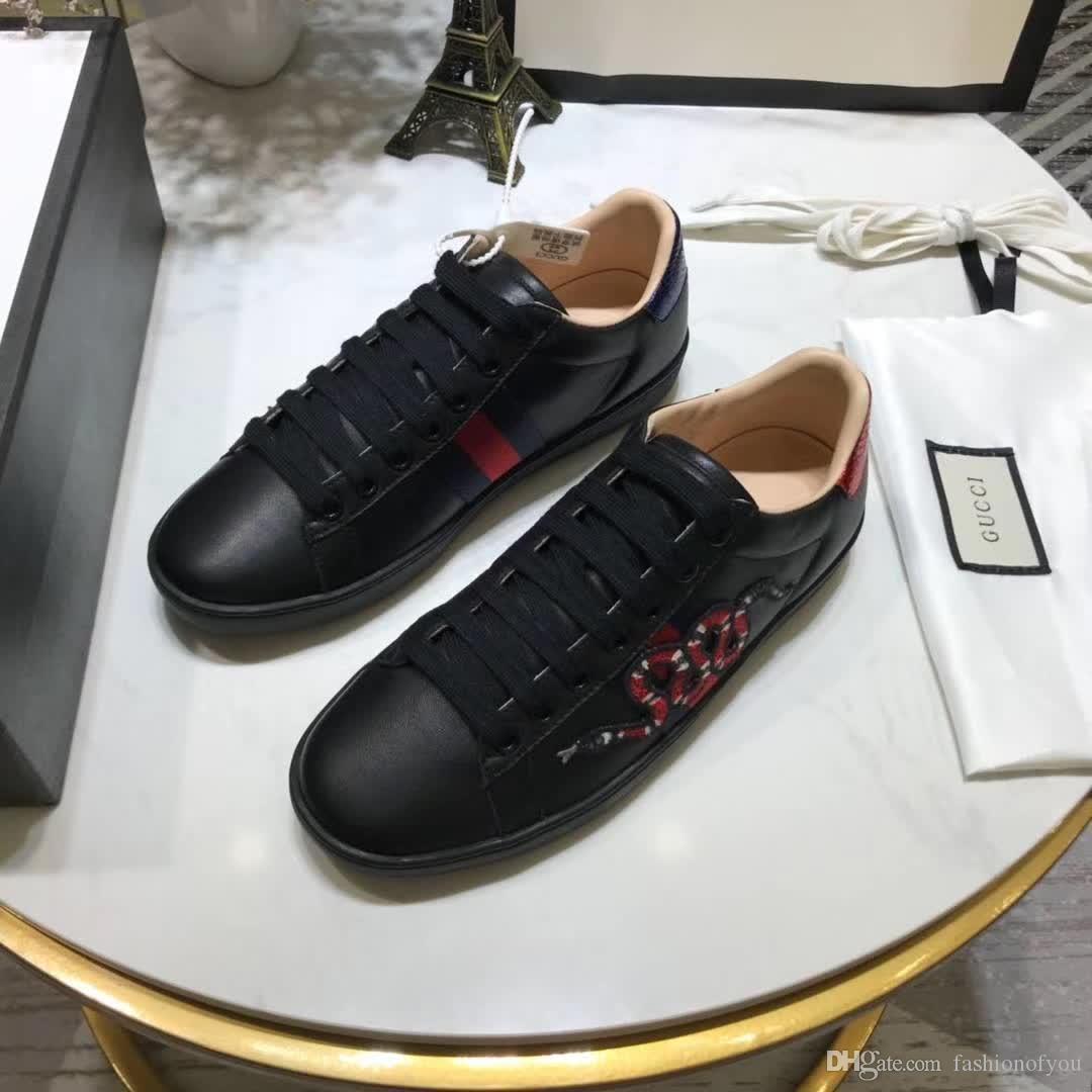 chercher apparence élégante couleurs harmonieuses Abeille petite chaussures blanches femme chaussures de canard mandarin  étudiante casual style chaud chaussures casual homme conseilGUCCIchaussures  ...